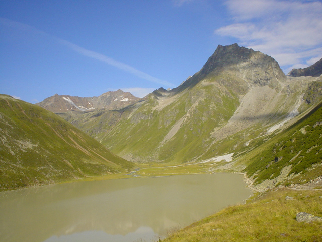 Rifflsee a Seekogel